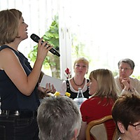 Ladies Lunch 2017 mit Julia Klöckner